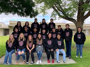 2019 Graduates in Senior Shirts